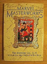 Marvel Masterworks Avengers 4 variant volume