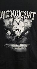 Wendigoat Metal Rock Band Concert T Shirt Lubbock Texas Southern Metal