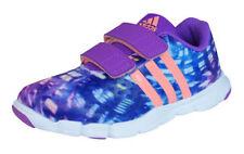 Chaussures roses en synthétique adidas pour fille de 2 à 16 ans