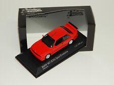 BMW M3 E30 1990 Sport Evolution Rot MINICHAMPS 1:43 >>> KK-Modellfahrzeughandel
