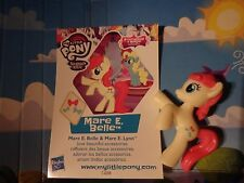 My Little Pony Friendship is Magic wave 19 Mare E. Belle mini blind bag Loose