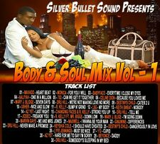 SILVER BULLET BODY & SOUL MIX CD