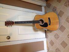 Palmer Acoustic Guitar (left handed)