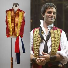 Musical Les Miserables Enjolras Vest Sash Set *Custom Made*