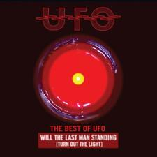 UFO - The Best of UFO:Will The Last Man Standing 2CD Released On 22/03/2019