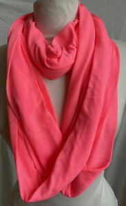 Long Loop Infinity Circle Scarf Snood By Flirt 9 Colours E3