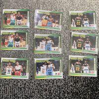2020-21 Hoops Jersey Swap 9 Card Lot JA Morant Trae Young Tyler Herro Mo Bamba