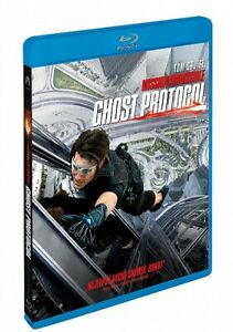 Mission Impossible - Ghost Protocol - Bluray - Korean Release - Used