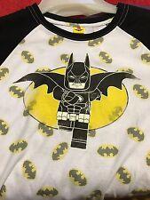 Batman Lego T-Shirt Size Men's Small New