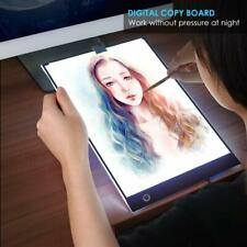 A4 Digital Graphics Tablet LED Drawing Board Light Box Tracing Copy Pad