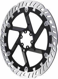 Magura MDR-P Disc Brake Rotor - 220mm, 6-Bolt, For eBike, Silver/Black