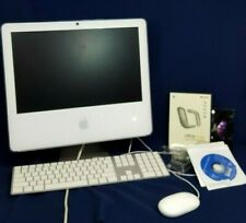 "iMac 17"" ALL-IN-ONE A1173 Core Duo 1.83GHz 512MB Ram 160MB HDD Keyboard & Mouse"