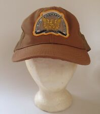 Carhartt 1989 Centennial Trucker Hat Cap Mesh Snap Back Made in USA