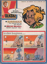 Ons volkske n23   1975  complet avec point tintin