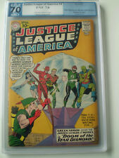 Justice League of America #4 (Apr-May 1961, DC) PGX 7.0 //CGC// CBCS