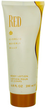 Red by Giorgio Beverly Hills For Women Body Lotion 6.8oz New