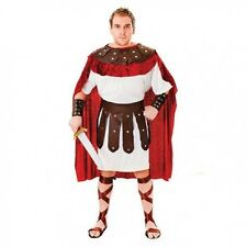 Da Uomo Soldato Romano Marco Antonio Cesare maschio adulto Fancy Dress Up Costume