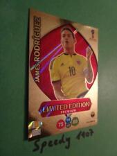 PANINI Russia 2018 FIFA World Cup PREMIUM LIMITED EDITION ADRENALYN Rodriguez