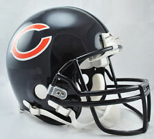 CHICAGO BEARS NFL Riddell Pro Line AUTHENTIC VSR-4 Football Helmet