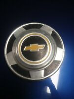 1975-1987 CHEVROLET PICK UP FACTORY GM OEM DOG DISH HUBCAP 10 INCH FREE SHIPPING