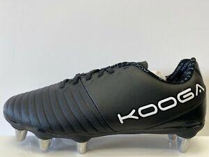 Kooga Power Rugby Boots Mens UK 9.5 US 10.5 EUR 44 REF 3557^