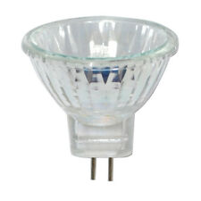BulbAmerica 10W 12V MR11 GU4 Bipin Base Narrow Flood Mini Reflector Bulb