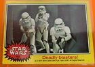 1977 Topps Star Wars Series 3 Trading Cards 32