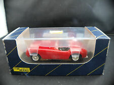 Top Model TMC 001 Ferrari 375 MM 1954 Rossa 1:43 neuf en boîte / boxed Mint