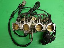 2005 Yamaha YZF R1 Throttle Body Bodies Fuel Injectors Injection