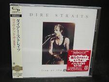 DIRE STRAITS Live At The BBC JAPAN SHM CD Mark Knopfler Classic British Rock !