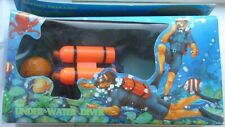 Battery Operated Toy in Box Underwater Diver Ocean Sea Water Scuba Swimmer
