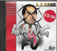 KANG FU - A.S. Kang -  Bhangra CD Roma Music Bank (UK)