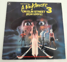Angelo Badalamenti – A Nightmare On Elm Street 3: Dream Warriors – Vinyl LP OST