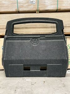 VW TRANSPORTER BULKHEAD WITH WINDOW CARPETED