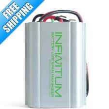 Battery Life Optimizer Desulfator APRILIA/DUCATI/HARLEY/YAMAHA/SUZUKI/TRIUMPH