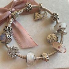 pandora bracelet with Pandora charms S925Ale