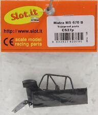 SLOT IT SICS27P MATRA MS670 TEARPROOF / ENGINE PARTS NEW 1/32 SLOT CAR PART