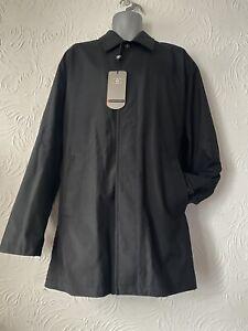 ciro citterio black men jacket coat size 2XL XXL