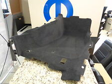 11-14 Dodge Challenger Floor Molded Carpet Trim Right Front Black Mopar Genuine