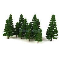 100 Tannen Bäume Modellbäume Parklandschaft Zugmodell 20pcs 1
