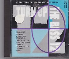 Turn Up The Bass -12 cd album