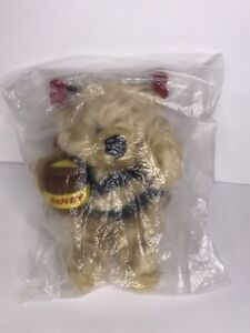 "Ganz Billy Teddy Bear Bumble Bee Costume Heart Honey Pot Plush 11"" NEW"