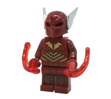 **NEW** Custom Printed - RED DEATH BATMAN - DC Comics Universe Block Minifigure