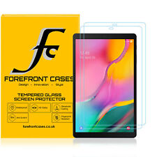 Samsung Galaxy Tab A 10.1 2019 Tempered Glass Screen Protector Guard Cover X 2