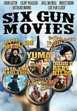 Six Gun Movies (DVD, 2013, 2-Disc Set) NEW!