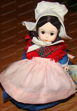 Belgium Doll (Madame Alexander International Collection, 562) 1983