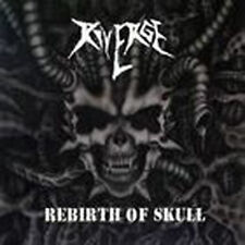 RIVERGE Rebirth Of Skull CD ( o262 ) 162402