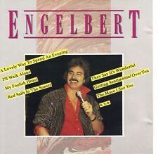 Engelbert Humperdinck - Fortune - Lovely Way to Spend an Evening - CD ALBUM 18T