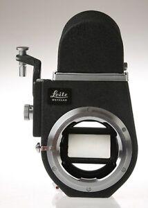LEICA Leitz VISOFLEX III 3 with Finder for Leica M3, M8, M9 etc Very Good
