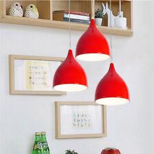 Kitchen Pendant Light Red Ceiling Lamp Modern Bedroom Lighting Hotel Lights